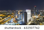 aerial view   skyline panorama...   Shutterstock . vector #632507762