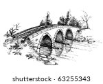 arch,art,background,bank,black,border,bridge,clip,construction,contour,countryside,creative,day,design,drawing