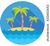 resort vector icon | Shutterstock .eps vector #632602652