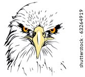 eagle | Shutterstock .eps vector #63264919