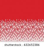 fair isle design. seamless... | Shutterstock .eps vector #632652386