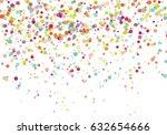 vector abstract background of ... | Shutterstock .eps vector #632654666