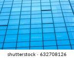 Detail Glass Building...