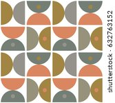 modern vector abstract seamless ...   Shutterstock .eps vector #632763152