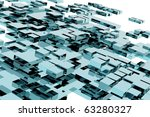 3d corporate abstract... | Shutterstock . vector #63280327