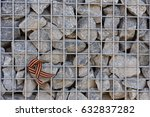 victory day may 9 gabions | Shutterstock . vector #632837282
