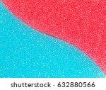 textured macro sponges.   Shutterstock . vector #632880566