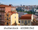 the residential houses in the...   Shutterstock . vector #632881562