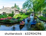 Giethoorn  Netherlands   July...