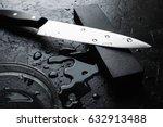 Knife Sharpening With Whetstone ...