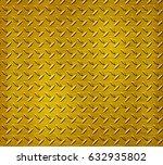 stainless steel texture steel... | Shutterstock . vector #632935802