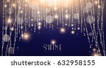 abstract elegant shining... | Shutterstock .eps vector #632958155