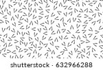 wishbone random seamless...   Shutterstock .eps vector #632966288
