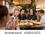 technology  lifestyle and... | Shutterstock . vector #633011522