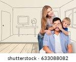 son. | Shutterstock . vector #633088082