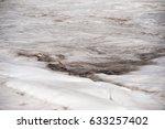 The Reservoir  The Water Frozen ...