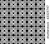 seamless geometric lattice... | Shutterstock .eps vector #63325747
