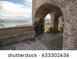 mediterranean landscape from...   Shutterstock . vector #633302636