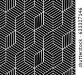 geometrik pattern | Shutterstock .eps vector #633327146
