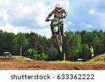 plunge lithuania june 12... | Shutterstock . vector #633362222