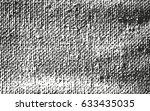 distressed overlay texture of... | Shutterstock .eps vector #633435035