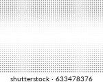 abstract halftone dotted... | Shutterstock .eps vector #633478376