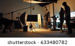 behind the shooting production... | Shutterstock . vector #633480782
