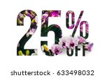 brilliant promotion sale poster ... | Shutterstock . vector #633498032