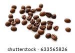 coffee beans | Shutterstock . vector #633565826