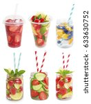 Drinks From Strawberries ...