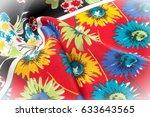 texture  pattern. floral...   Shutterstock . vector #633643565