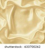 Smooth Elegant Golden Silk Or...