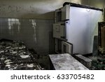 Refrigerated Cells In A Morgue...