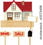 Small Rural House Being Sale O...