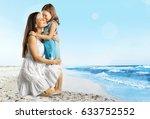 mother. | Shutterstock . vector #633752552