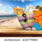 summer. | Shutterstock . vector #633779885