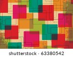 abstract pattern | Shutterstock .eps vector #63380542