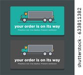 your order is on its way card...