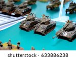 Model toy Tanks of the United States