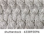 Gray Knitting Fabric Texture...