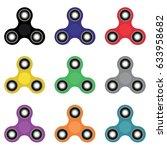 Hand Spinner. Fidget Toy For...