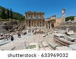 Ephesus  Turkey   May 24  2015...