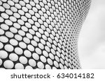 study of patterns and lines... | Shutterstock . vector #634014182