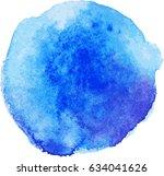 watercolor background   Shutterstock .eps vector #634041626