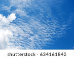 Cloud With Scale Pattern