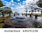 Water Front Park in Charleston South Carolina