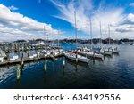 Harbor Area Of Annapolis ...