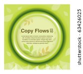background template design 6 | Shutterstock .eps vector #63426025