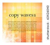 background template design 4 | Shutterstock .eps vector #63426040