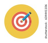 target edit | Shutterstock .eps vector #634441106